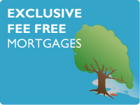 Exclusive Fee Free mortgage from Hinckley and Rugby Building Society