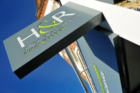 Hinckley & Rugby Signage photo