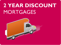 2 Year Discount Mortgages from Hinckley and Rugby Building Society