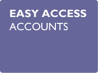 Easy Access savings accounts from Hinckley and Rugby Building Society