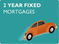 2 Year Fixed mortgages from Hinckley and Rugby Building Society