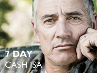 7 Day Cash ISA icon 1:17