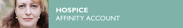 Hospice Affinity savings account